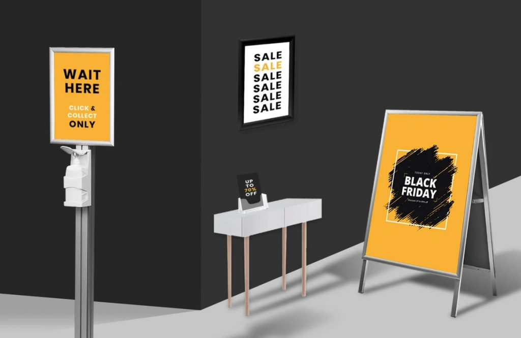 COVID product Black Friday sale